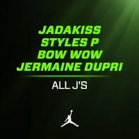 Jadakiss feat. Styles P & Bow Wow- All Js
