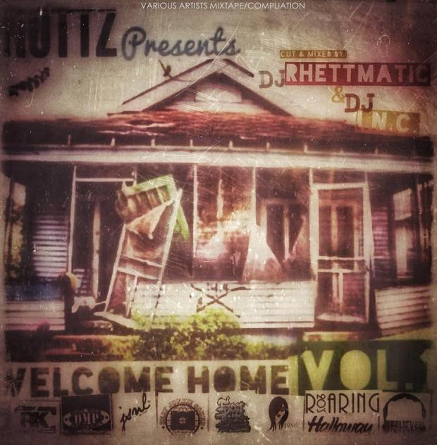 Nottz Presents Welcome Home Mixtape vol.1 & 1.2